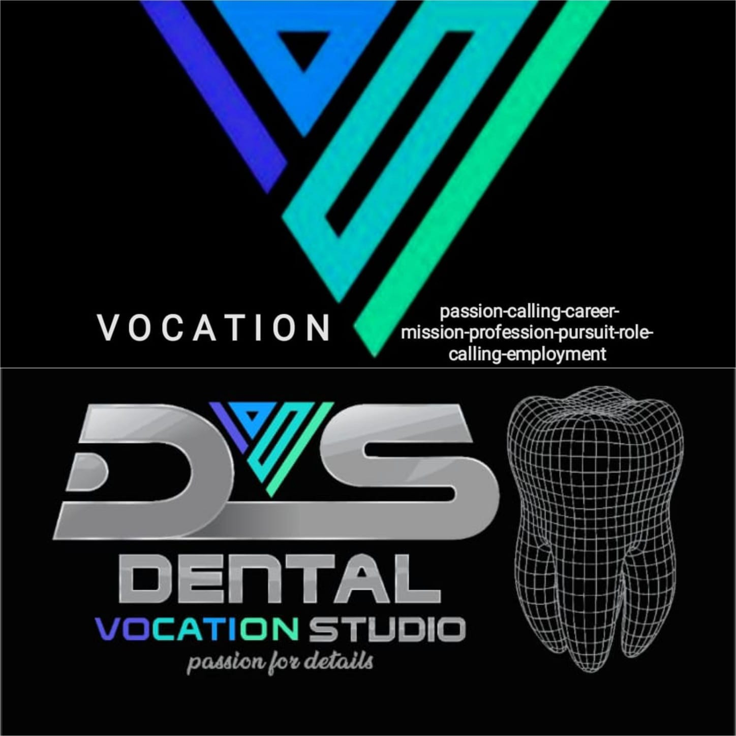DENTAL VOCATION STUDIO - Caut Dentist Bun